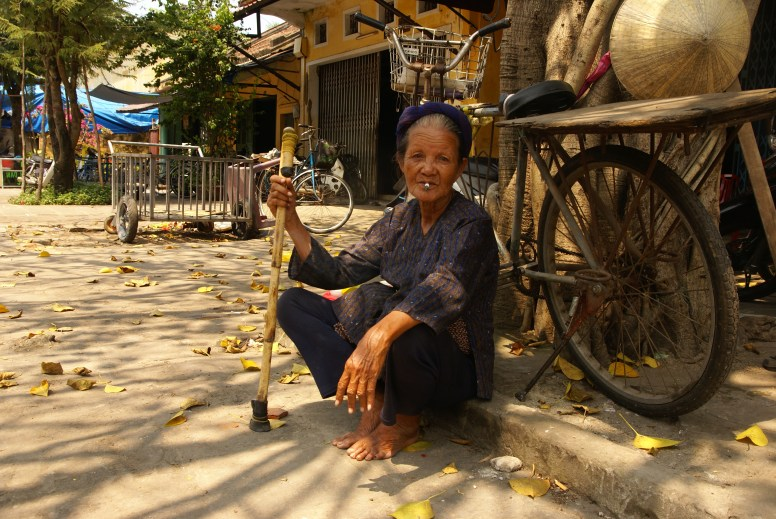 The Woman of Hoi An