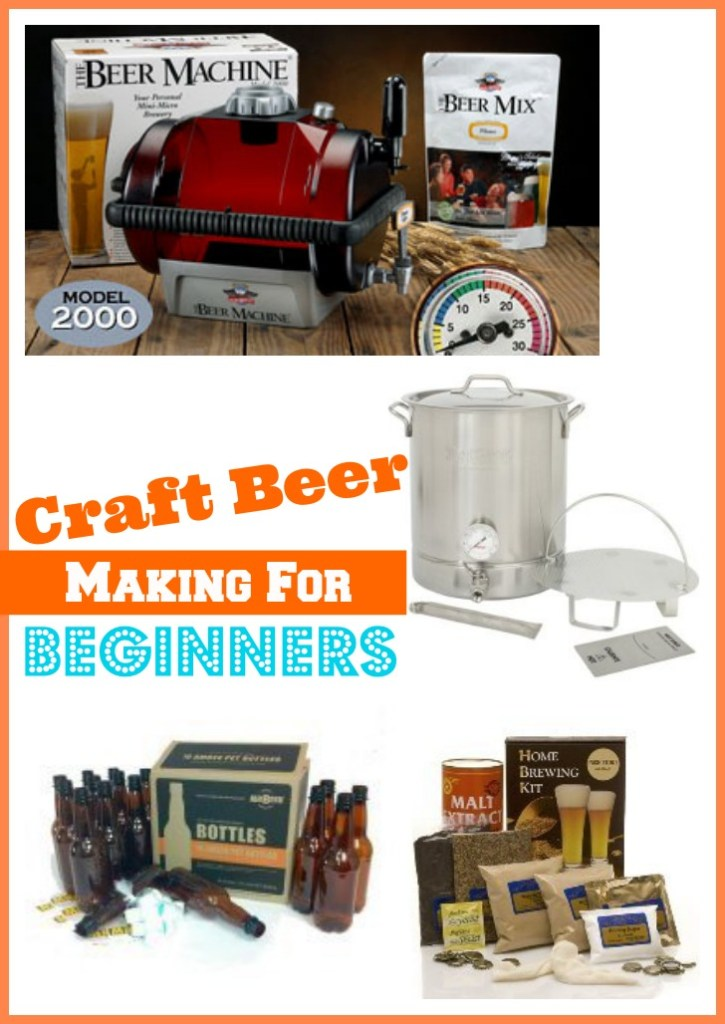 Craft Beer Making for Beginners