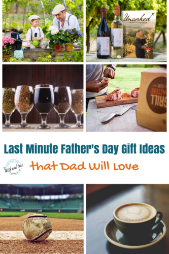 Last Minute Father's Day Gift Ideas that Dad Will Love