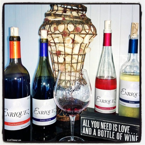 Enriquez Wines - Wine Love