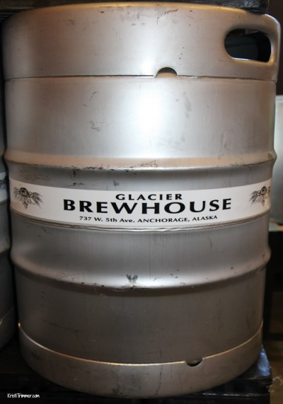 Glacier Brewhouse Keg KT