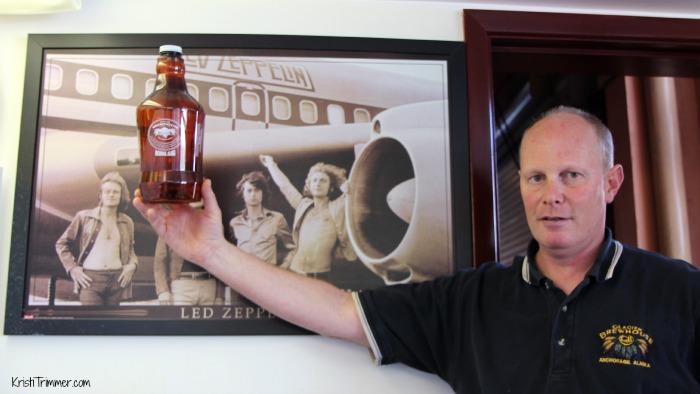 Kevin Burton - Glacier Brewhouse KT