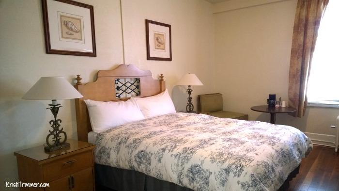 Petaluma Hotel - Room View