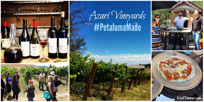 Azari Vineyards - PetalumaMade