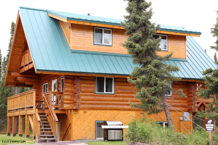 Salmon Catcher Lodge - 3 story