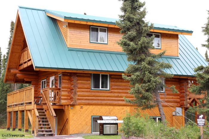 Salmon Catcher Lodge - 3 story