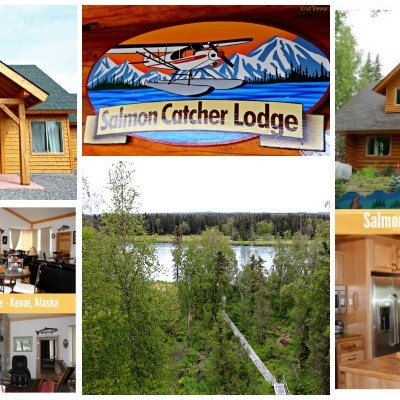 Fisherman's Heaven: Salmon Catcher Lodge