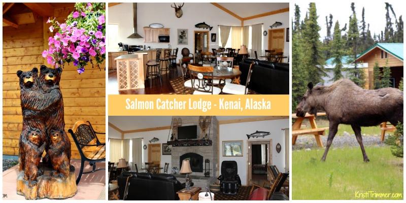 Salmon Catcher Lodge - Inside