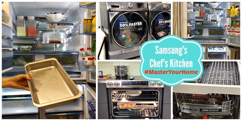 Samsung's Chefs Kitchen