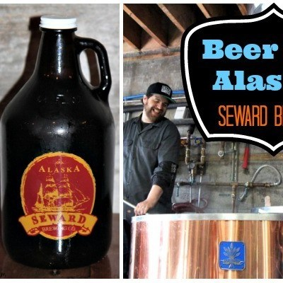 Beer Me, Alaska: Seward Brewing