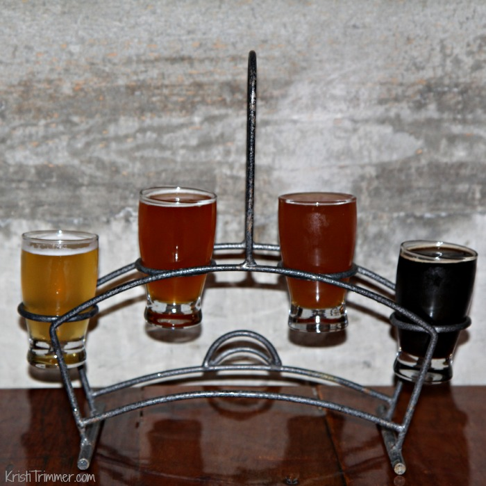 Seward Brewery_The Flight