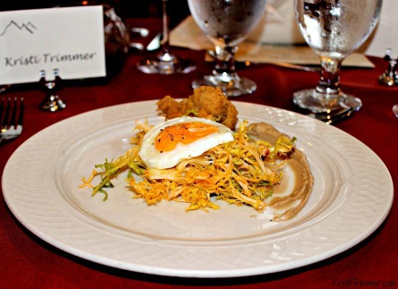 Talkeetna Lodge - Salad