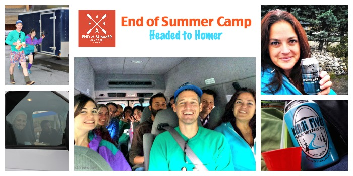 EOSC - Headed to Homer Collage