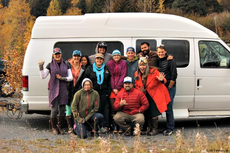 EOSC - The Van Crew