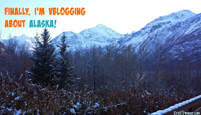 Finally I'm Vblogging about AK
