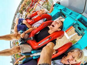 GoPro Roller Coaster