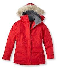 LL Bean Baxter Coat