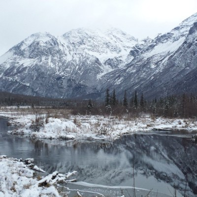 Jaw-Dropping Beautiful Eagle River Valley Alaska