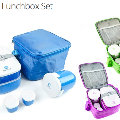 Eat Healthy with Bentgo Lunch Box