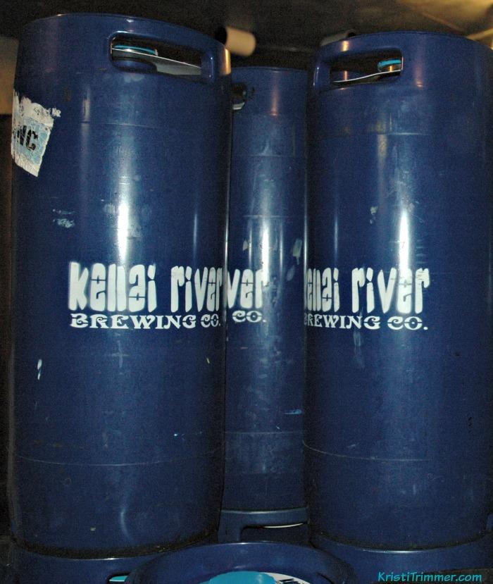Kenai Rivers Brewery - The Kegs