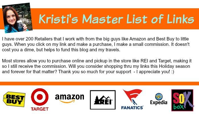 Kristis Master List of LInks