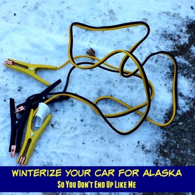Winterize Your Car for Alaska So You Don't End Up Like Me
