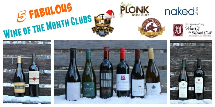 5 Fabulous Wine of the Month Clubs feature