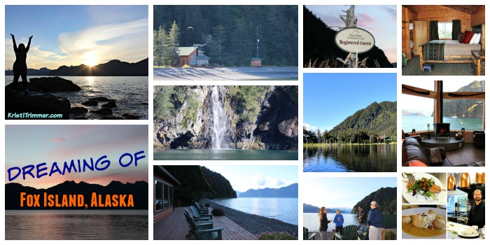 Dreaming of Fox Island, AK