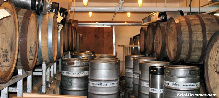 Glacier Brewhouse Vault