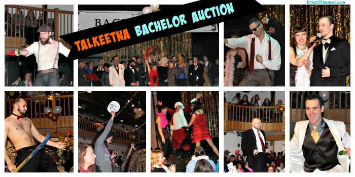 Talkeetna Bachelor Auction Feature