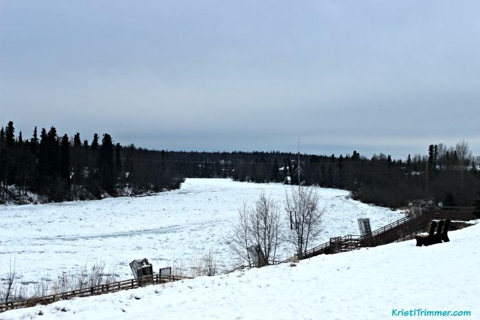 FR - Frozen Kenai River