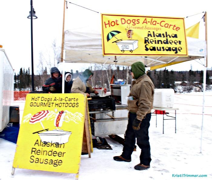 FR - Reindeer Sausage