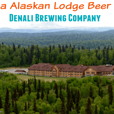 Talkeetna Alaskan Lodge Beer Dinner