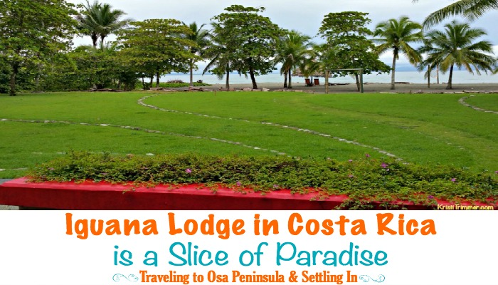 Iguana Lodge in Costa Rica is a Slice of Paradise #costarica #visitcostarica #iguanalodge #osopeninsula