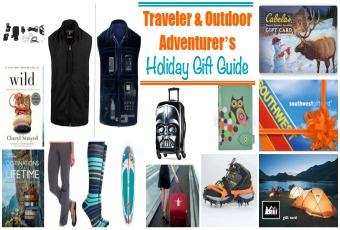 Traveler & Outdoor Adventurer's Holiday Gift Guide