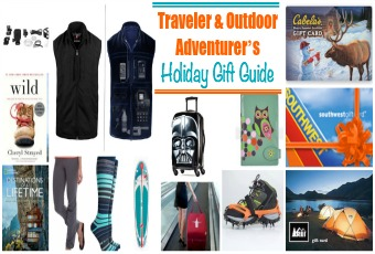 Traveler & Outdoor Adventurer's Holiday Gift Guide