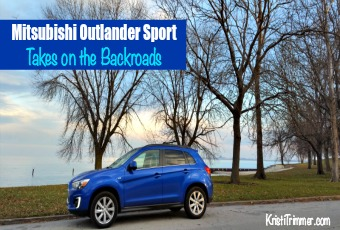 Mitsubishi Outlander Sport Takes on the Backroads