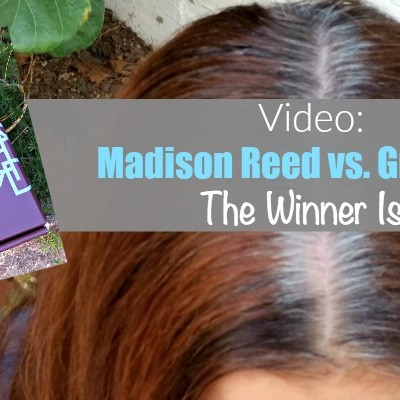 Video: Madison Reed vs. Gray Hair. The Winner Is…