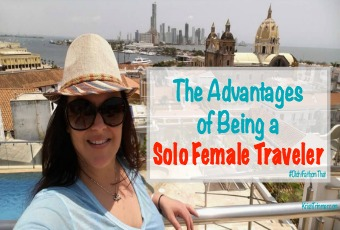 The Advantages of Being a Solo Female Traveler