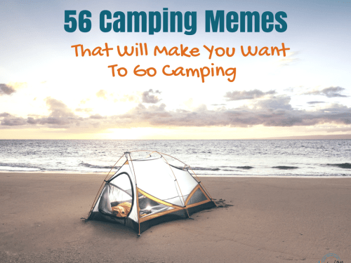 56 Camping Memes That Will Make You Want To Go Camping