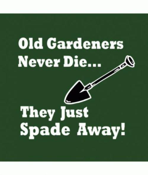 Gardening Jokes Meme