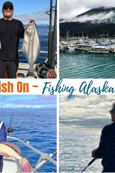 Fishing in Alaska #charterfishing #fishak #alaskafishing #alaska #fishing