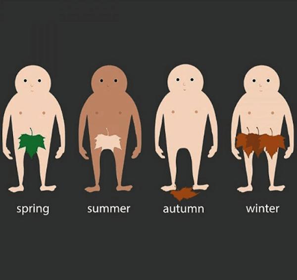 Seasonal tan lines #fall #autumn #fallmemes #memes #thatsfunny