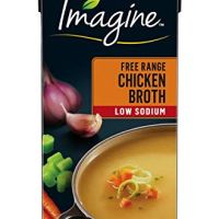 Organic Free-Range Chicken Broth