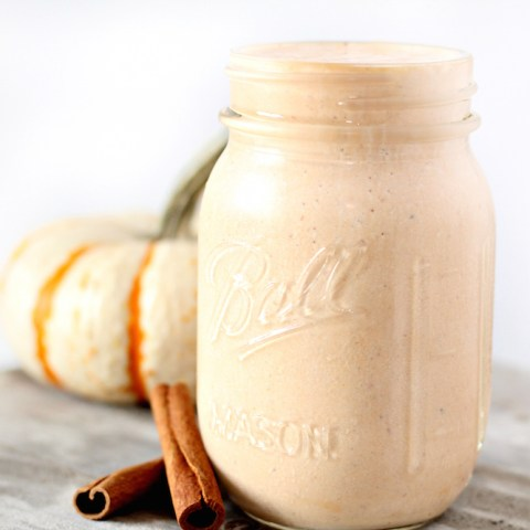 Keto Pumpkin Milkshake #pumpkinmilkshake #keto #ketodesserts #ketoicecream #icecream
