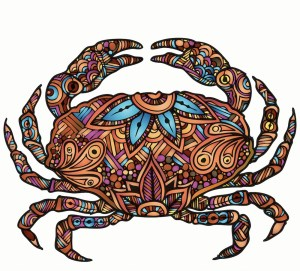 Alaska King Crab Sticker #crab #kingcrab #crabsticker