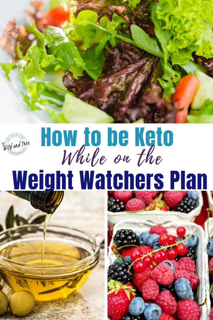How to be Keto While on the Weight Watchers Plan #keto #weightwatchers #ketogenic #ww