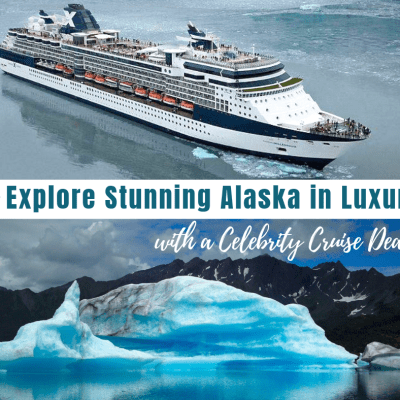 Explore Stunning Alaska in Luxury with a Celebrity Cruise Deal