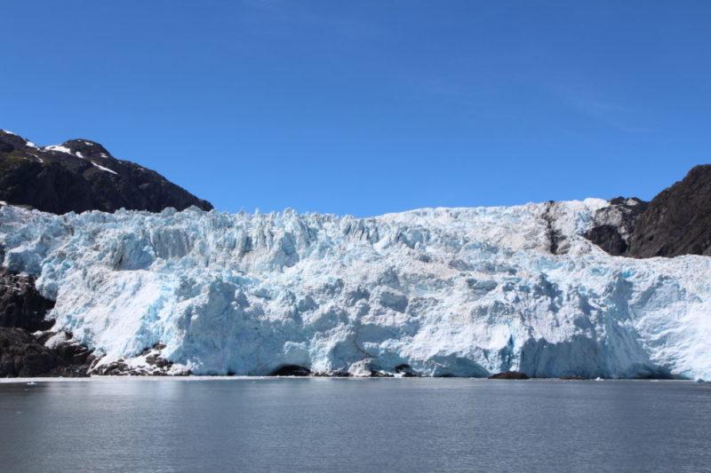 Colgate Glacier in Kenai Fjords National Park #kenaifjirdsnationalpark #glaciers #alaska #climatechange