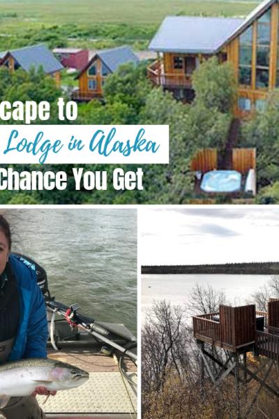 Escape to Bear Trail Lodge in Alaska Every Chance You Get #hotelreview #alaskalodge #travelalaska #alaska
